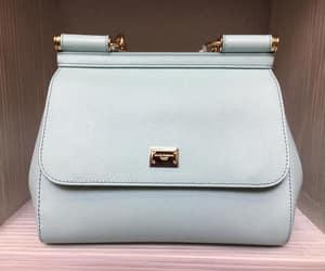 bag, Dolce & Gabbana, and luxury image