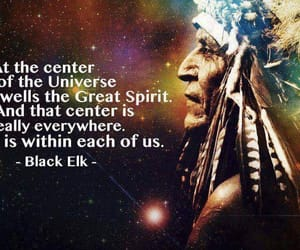 christian, quote, and great spirit image