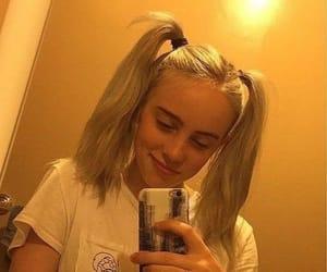 billie eilish, girl, and cute image