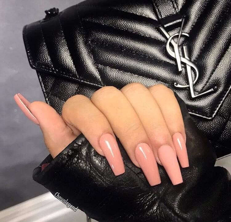 bags, girls, and nails image