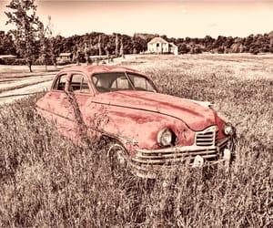 Cars tumb vintage