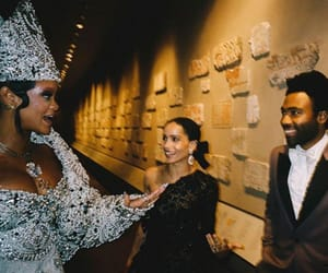 rihanna, childish gambino, and donald glover image