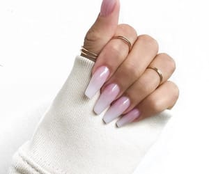 nails, style, and nailporn image