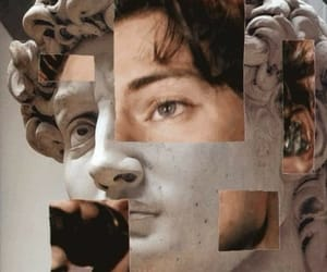 drugs, statues, and aesthetic boy image
