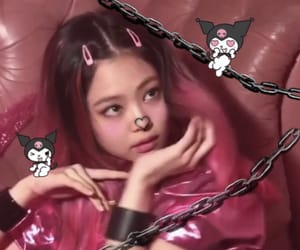 aesthetic, blink, and jennie image