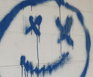 abandoned, abandoned places, and smileyface image