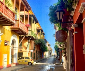 caribe, colombia, and colorfull image