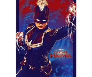 Marvel, caroldanvers, and brielarson image