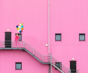 facade, pink, and candycolors image