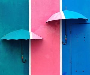 colors, facade, and pink image