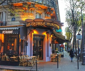 paname, paris, and restaurant image