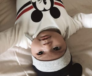 adorable, baby, and boy image