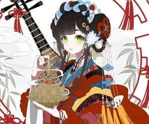 anime, beautiful, and chinese image