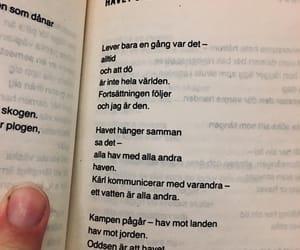 poem, text, and svensk image