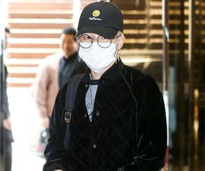 airport, bts, and park jimin image