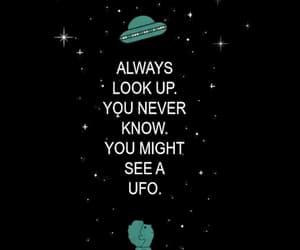 alien, magic, and moon image