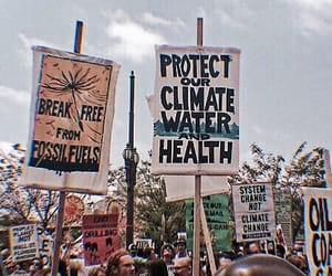 climate change, protest, and climate image