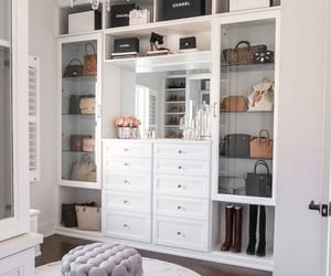closet, interior, and style image