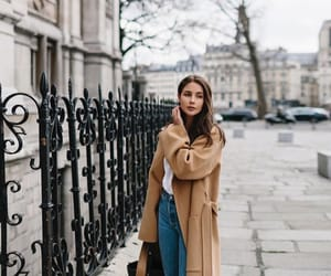 art, paris, and travel image