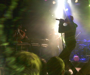 singing, watsky, and trumpet image