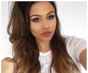 beautiful, beauty, and makeup tutorial image