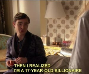 chuck bass, gossip girl, and boy image