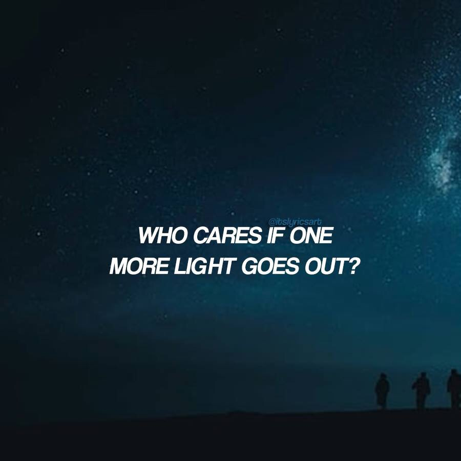 Linkin Park One More Light Discovered By Fangirl