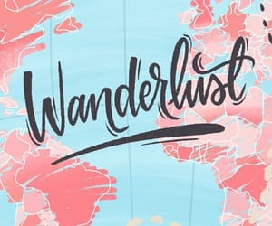 background, Dream, and wanderlust image
