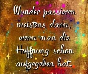 deutsch, life, and hoffnung image