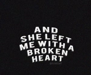 broken heart, lonely, and wallpaper image