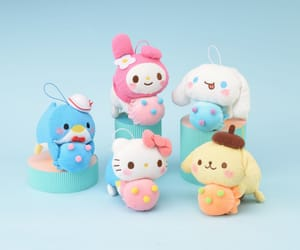 sanrio, toys, and kidcore image