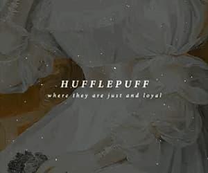 gif, harry potter, and hufflepuff image