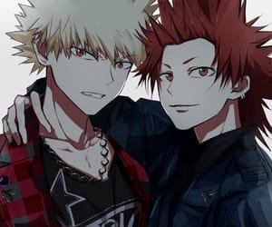 anime, boku no hero academia, and fanart image