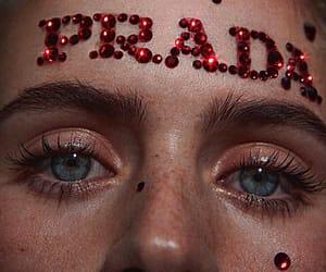 eyes, Prada, and aesthetic image