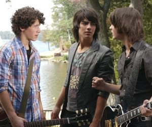camp rock, JB, and jonas brothers image