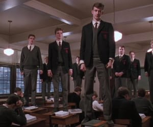 dead poets society, movie, and robin williams image
