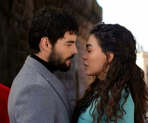 hercai, couple, and series image