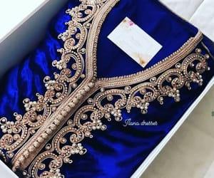 arabian, elegance, and blue image