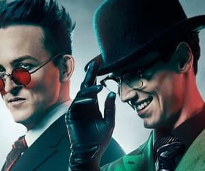 Gotham, wallpaper, and dc comics image