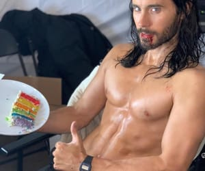 30 seconds to mars, album, and jared leto image