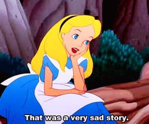 alice in wonderland, disney, and fairy tales image