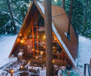 cottage, decorating, and enjoy image