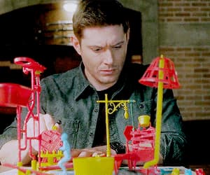 dean winchester, supernatural, and spnfamily image