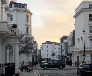 architecture, city, and london image