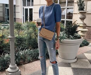 blogger, chanel bag, and fashionjackson image