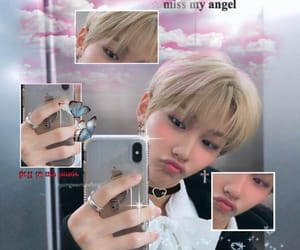 angelic, cyber, and edit image