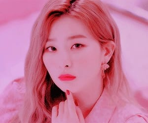 aesthetic, kpop, and seulgi image