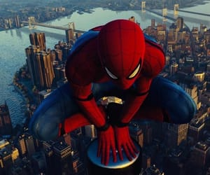 Marvel, spiderman, and spiderverse image
