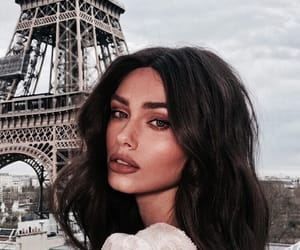 paris, girl, and model image