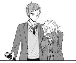 manga, ayasaki remi, and horimiya image